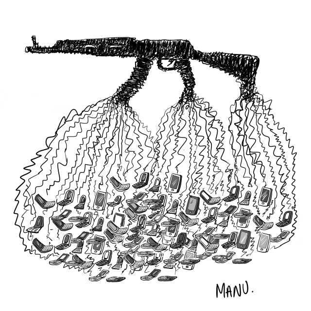 Drawing by Emanuel Letouze (http://www.manucartoons.com/manucartoons/LaMaison.html)