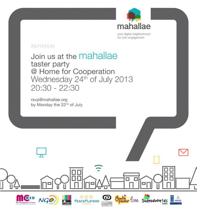 Mahallae Invitation