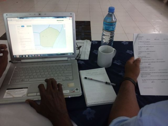 Testing First Mile GEO in Hargeisa (February 2014)